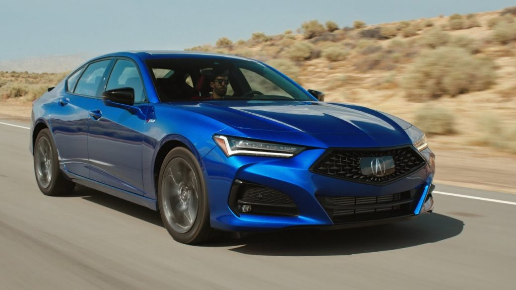 2021 Acura TLX Specification and Features