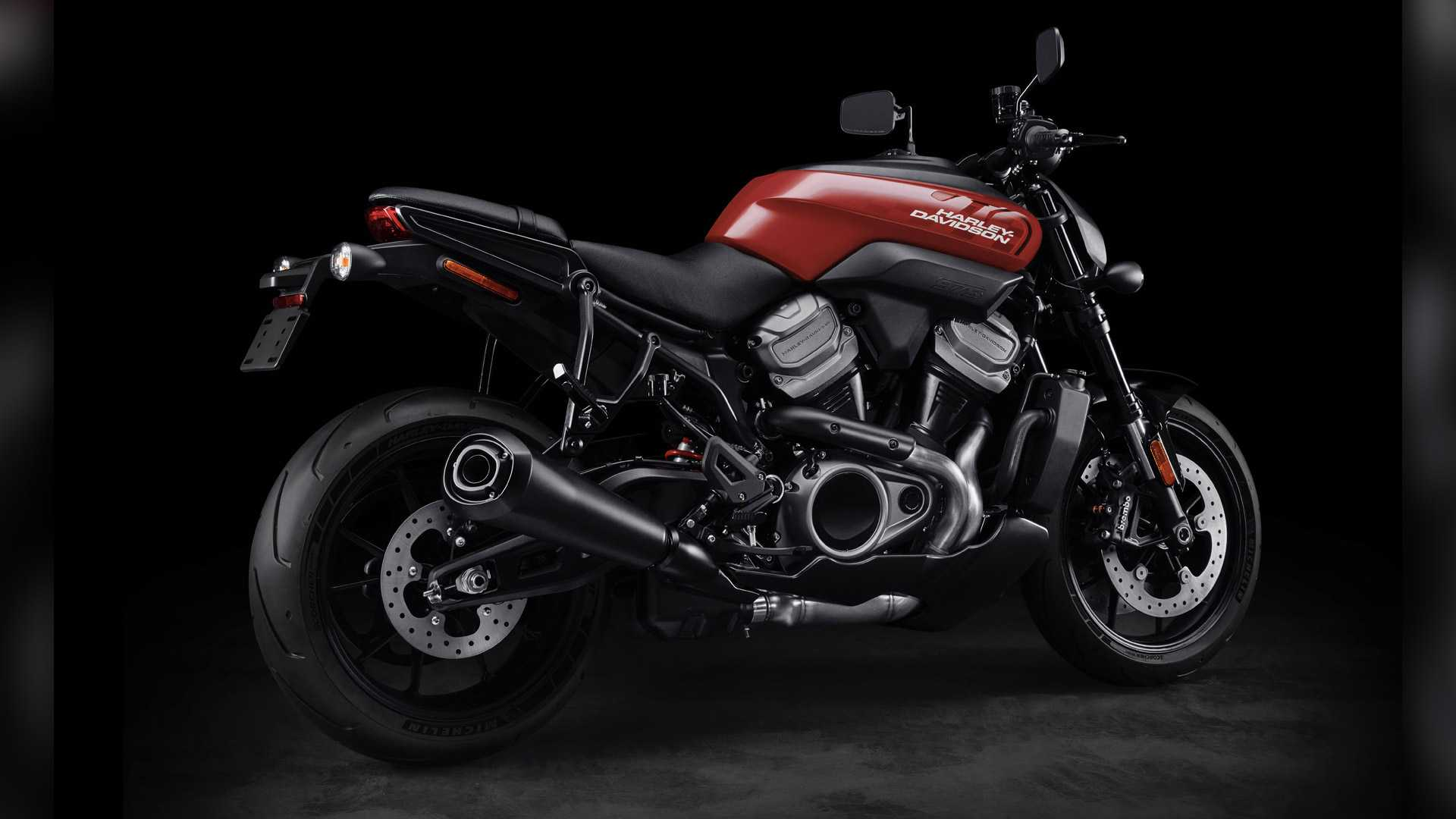 2021 Harley Specification Details