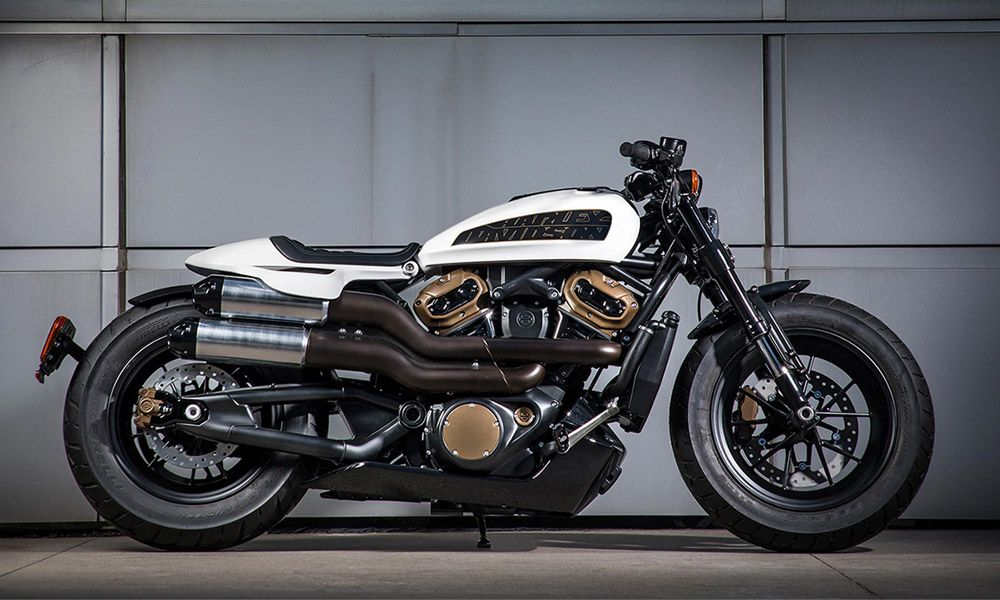 2021 Harley Specification