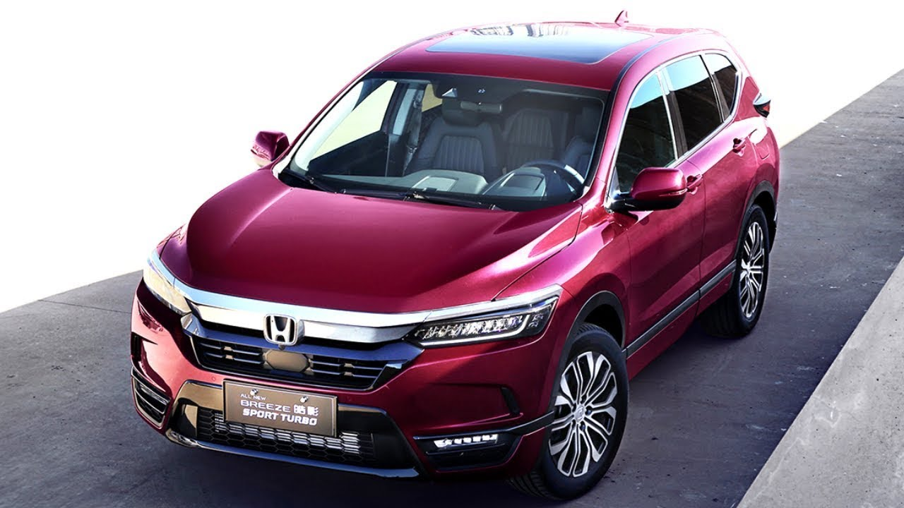 2021 Honda CRV Specification and Features