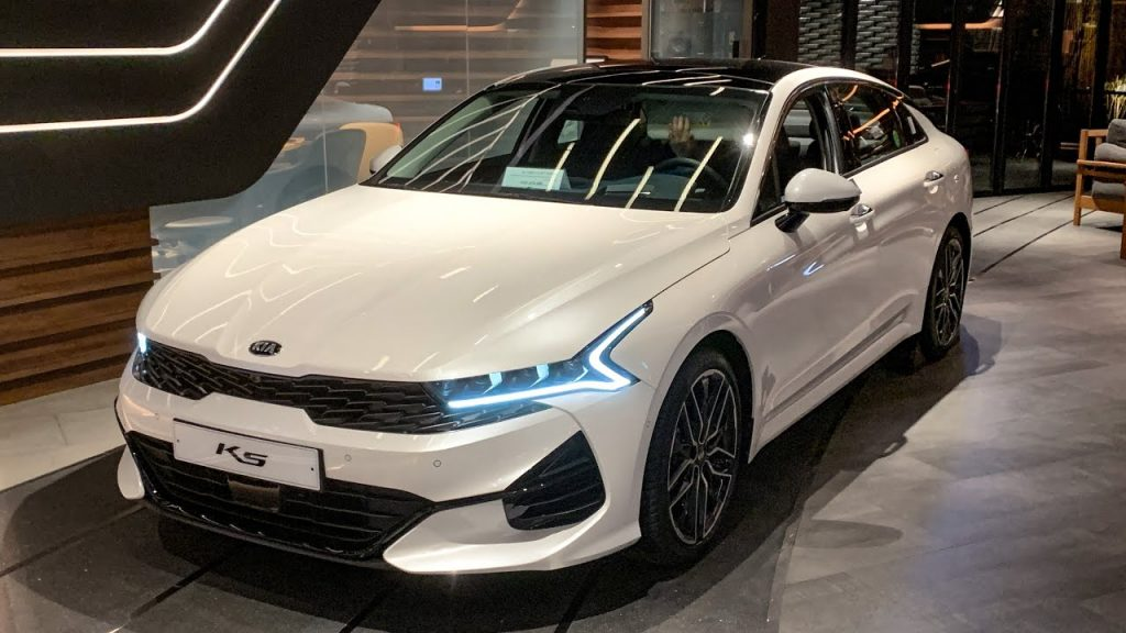 2021 Kia K5 Specification and Engine Features