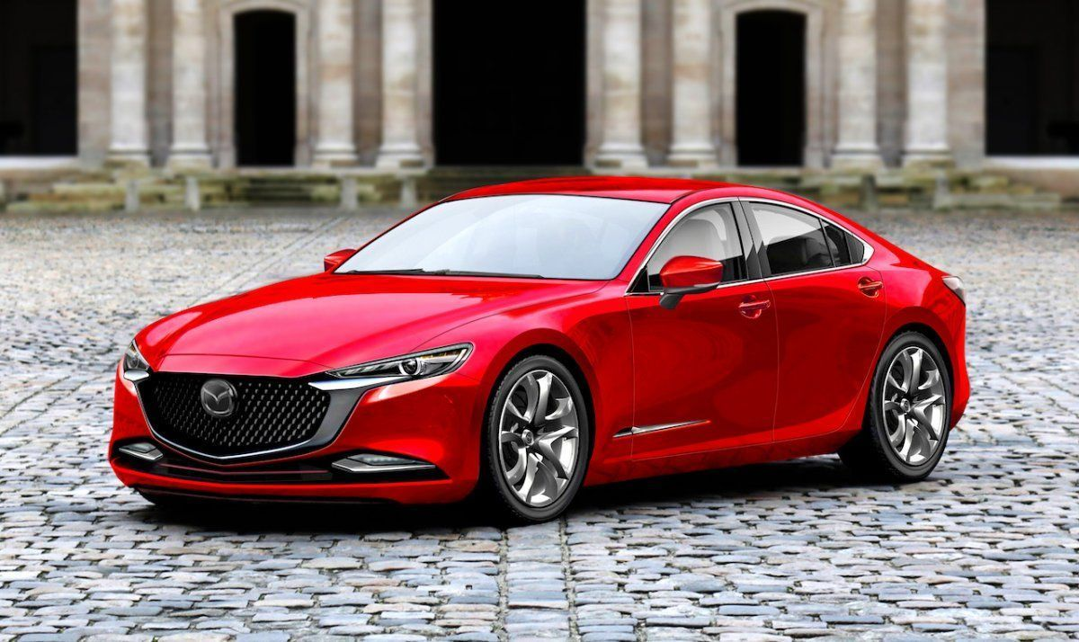 2021 Mazda 6 Specification and Features