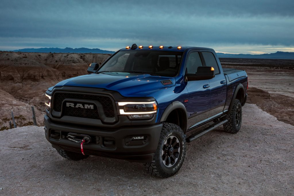 2021 RAM 2500 Specification and Features