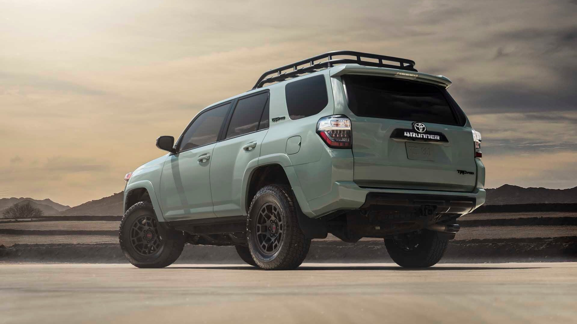 2021 Toyota 4Runner Specification