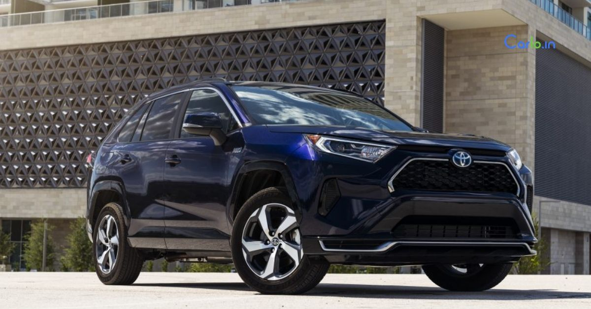 2021 Toyota RAV4 Specification and Features