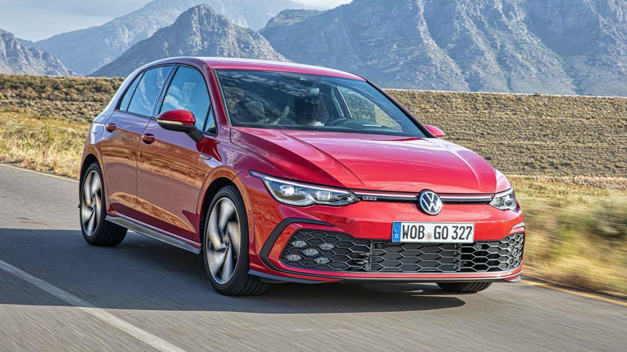 2021 Volkswagen Golf Release Date Featuring Turbocharged Inline Four Cylinder Engine Dax Street