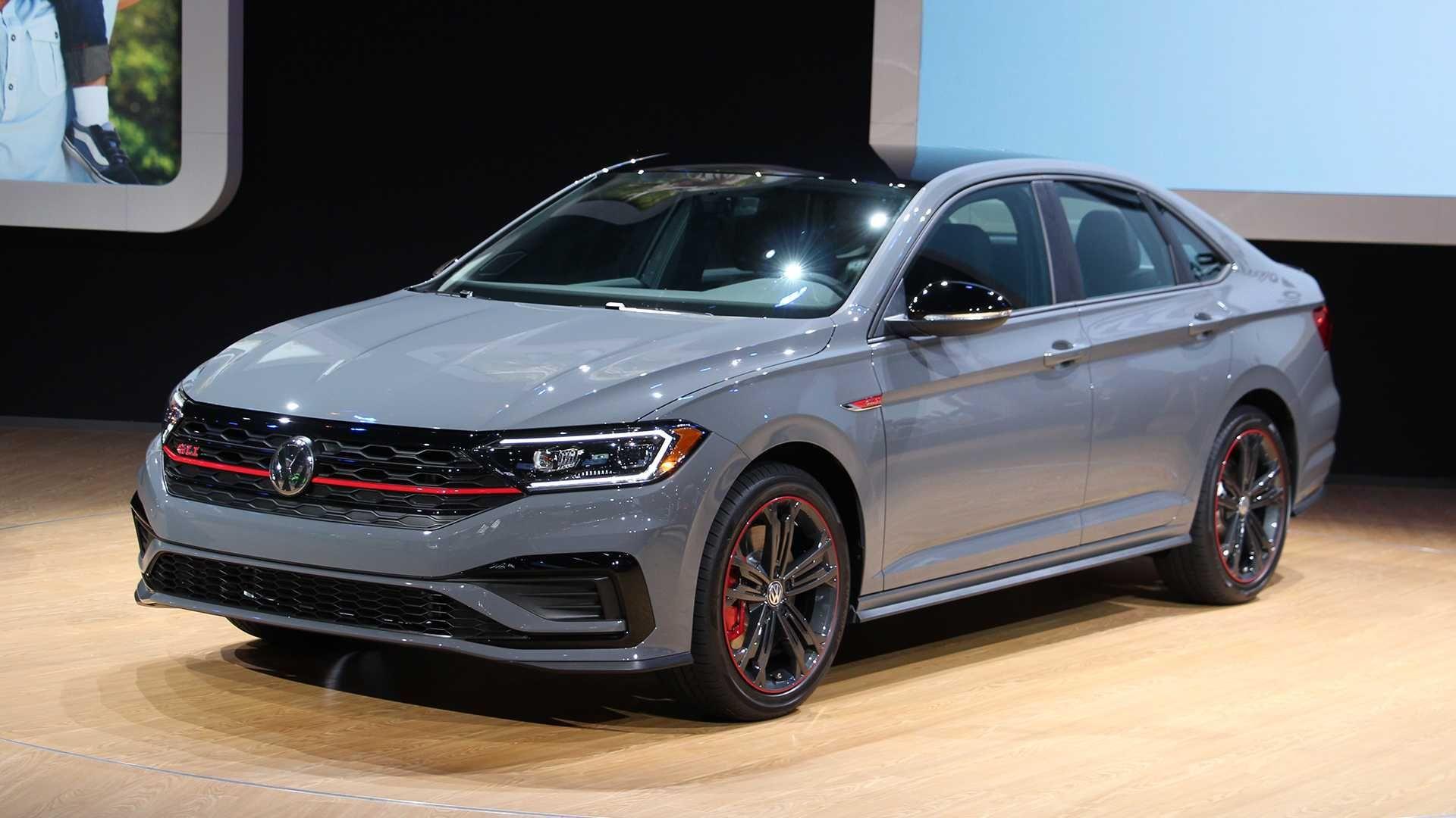 4 Volkswagen Jetta GLI Release Date: Turbocharged 4.4L Four