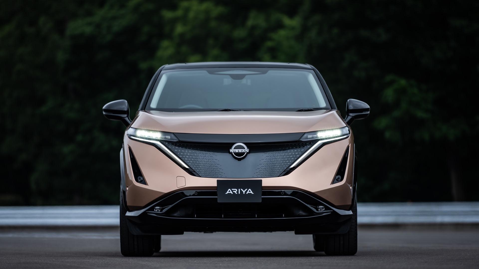 2022 Ariya SUV