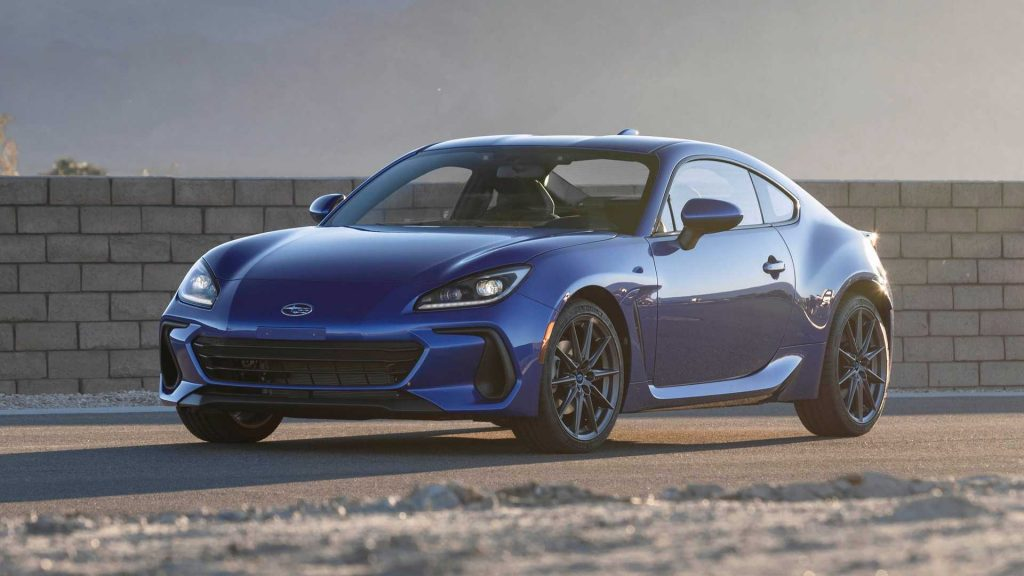 2022 Subaru BRZ Specification and Feature