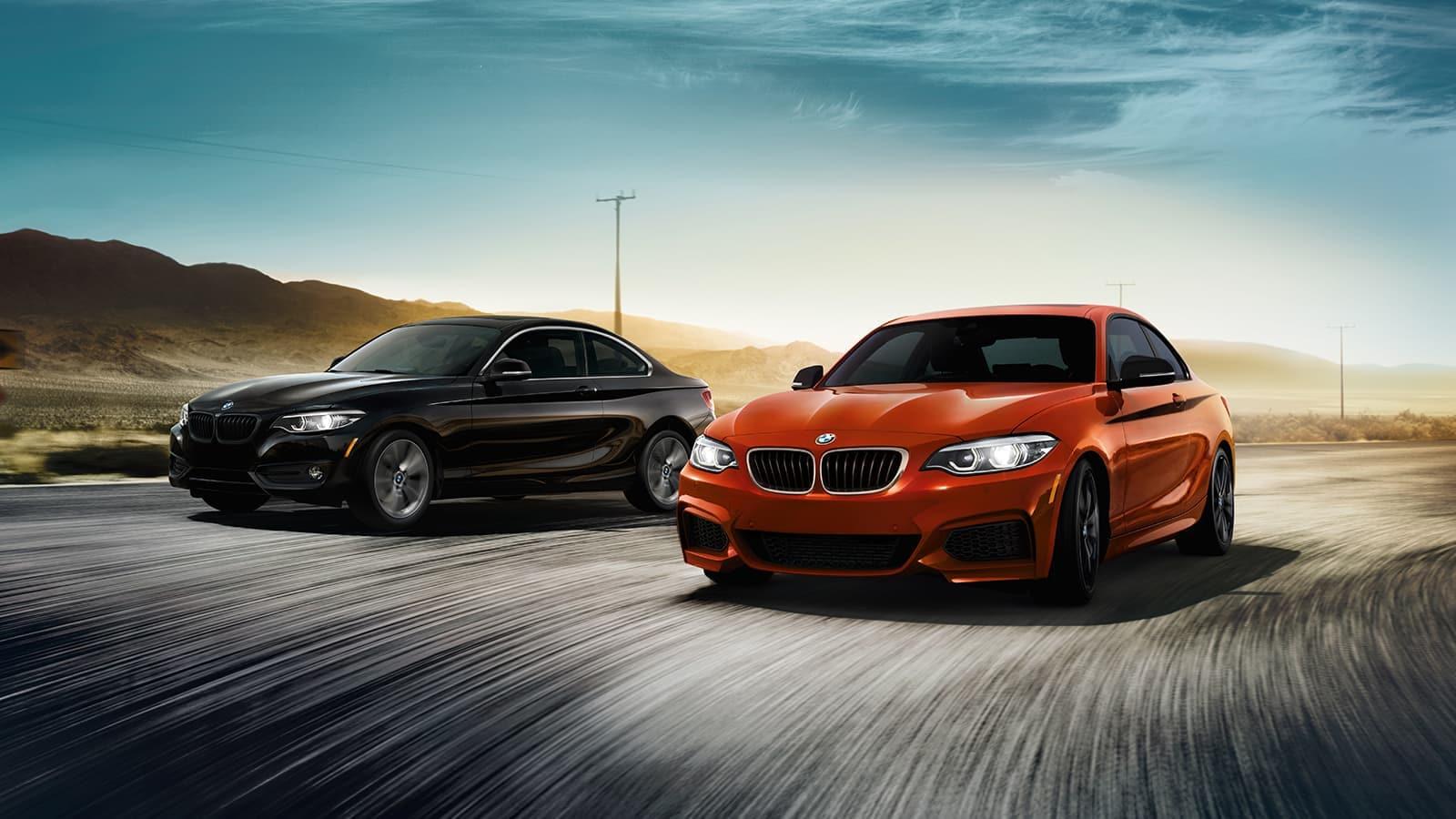 BMW 2 Series 230i Coupe: Sports Car with Aerodynamic Design - DAX Street