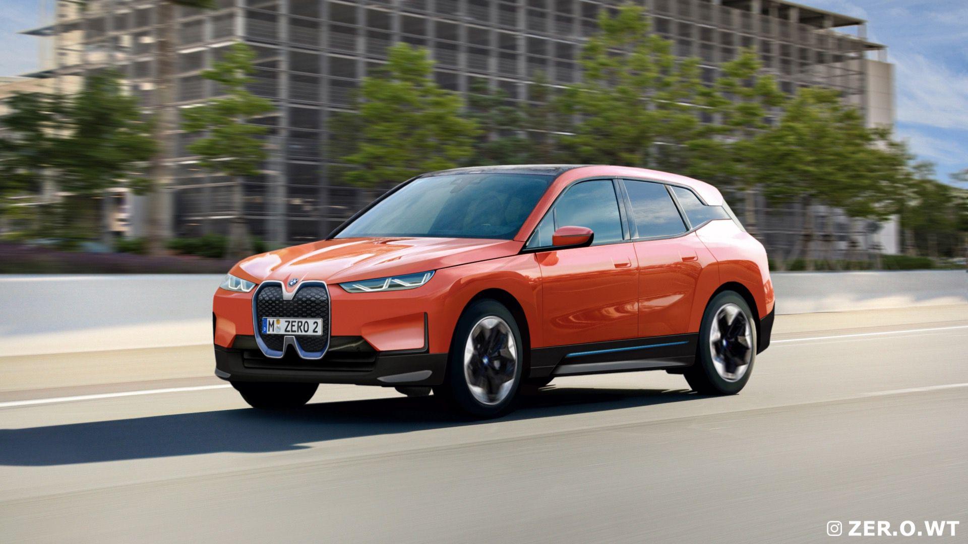 BMW iX Key Specification