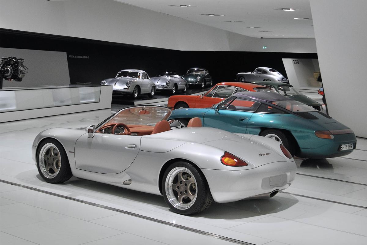 Porsche Dax
