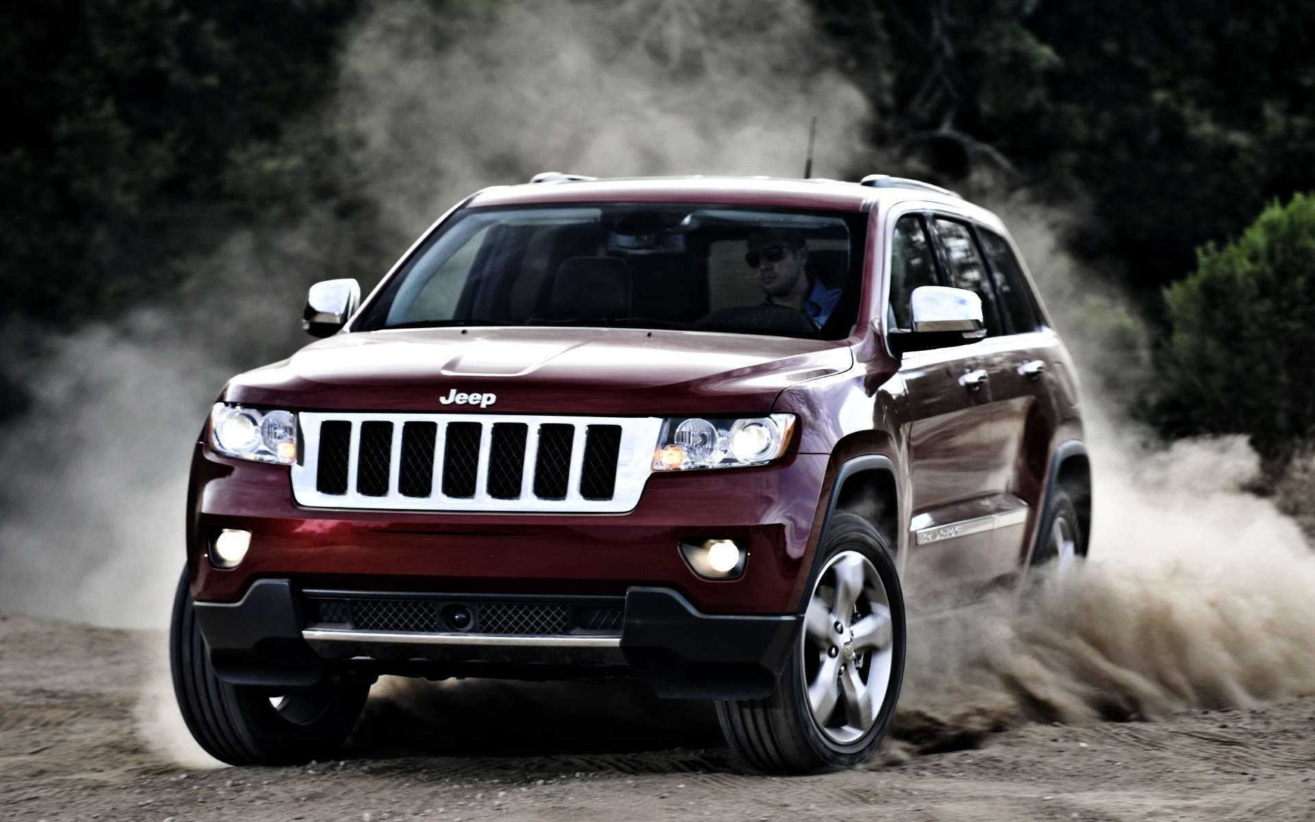 Jeep Grand Cherokee Specification details