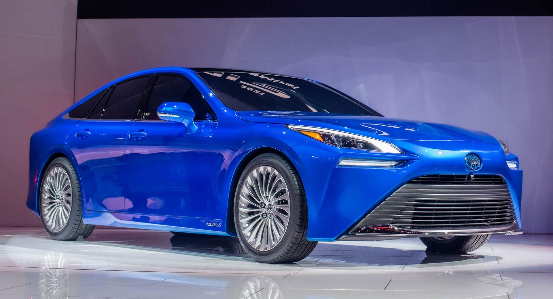 Toyota 2021 Mirai