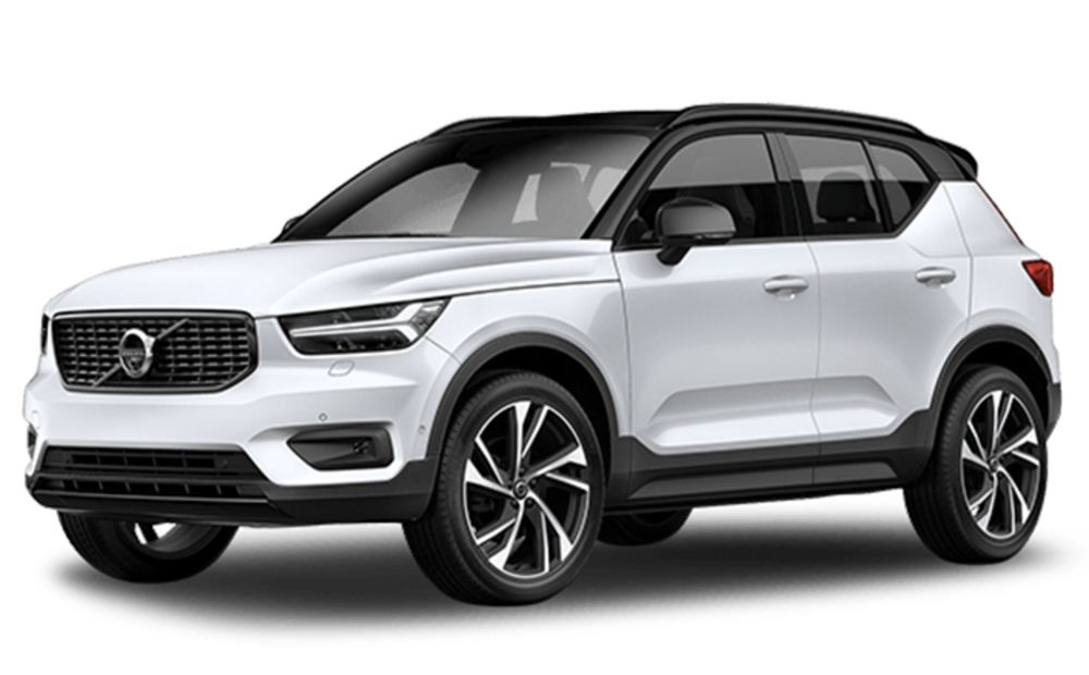 Volvo XC40 Specification and Details