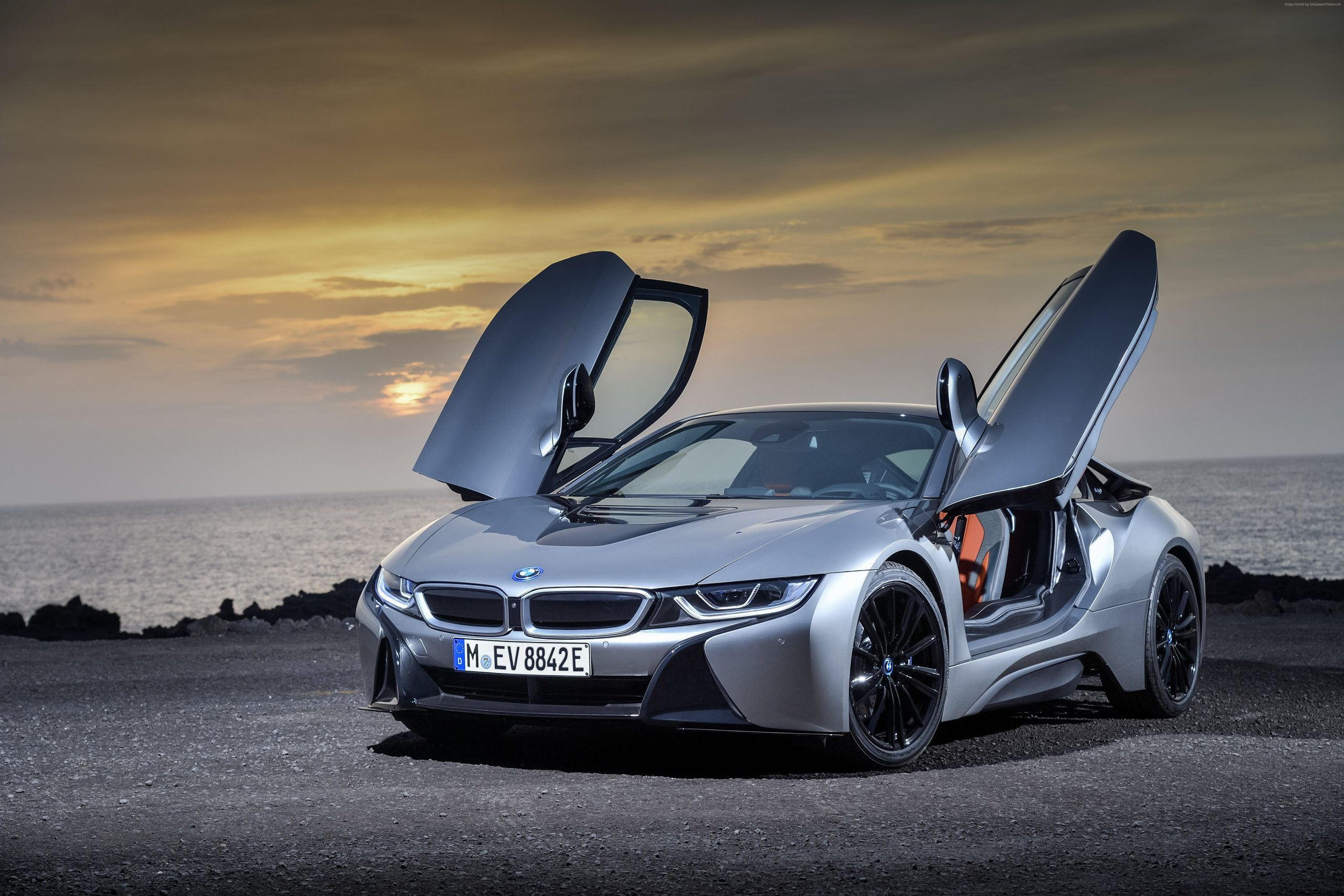 Bmw I8 Two Door Coupe With Butterfly Doors Dax Street