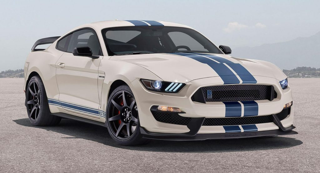 2020 Ford Mustang Shelby GT350 Specification and Features