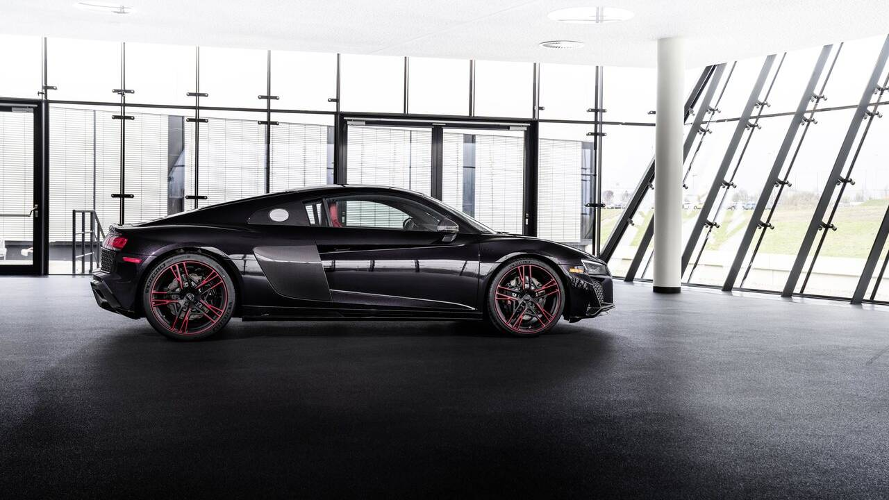 2021 Audi R8 Panther Edition