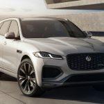 2021 Jaguar F-Pace Release Date: Supercharged 5.0L V-8 Engine SVR