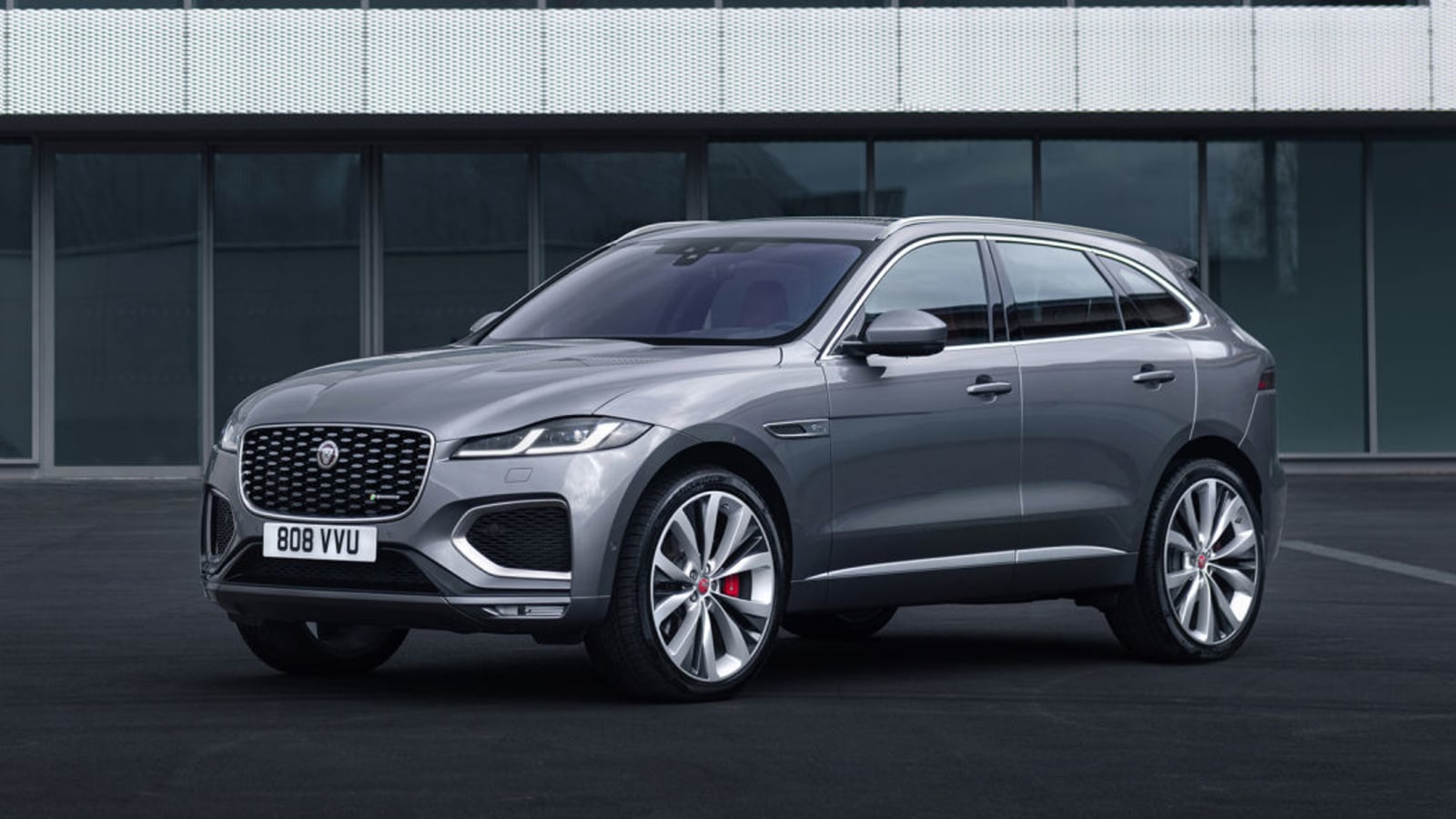 2021 Jaguar F-Pace Specification and Features