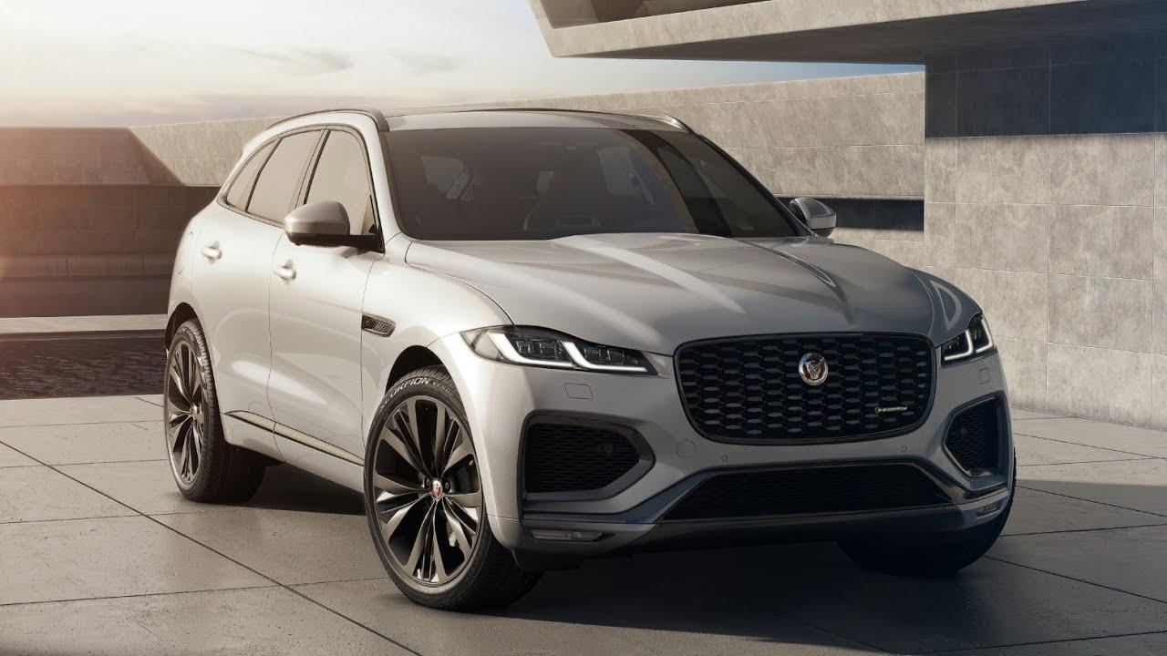 2021 jaguar f-pace release date: supercharged 5.0l v-8