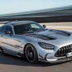 Mercedes-AMG GT Black Series Release Date: Twin-Turbocharged Engine Delivers 720 HP