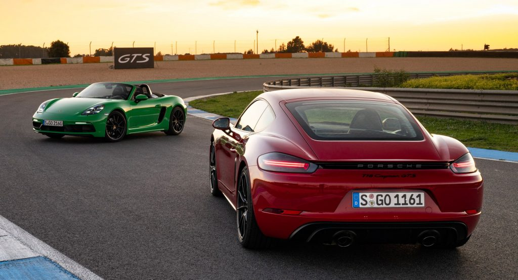 2021 Porsche 718 Cayman Specification and Features