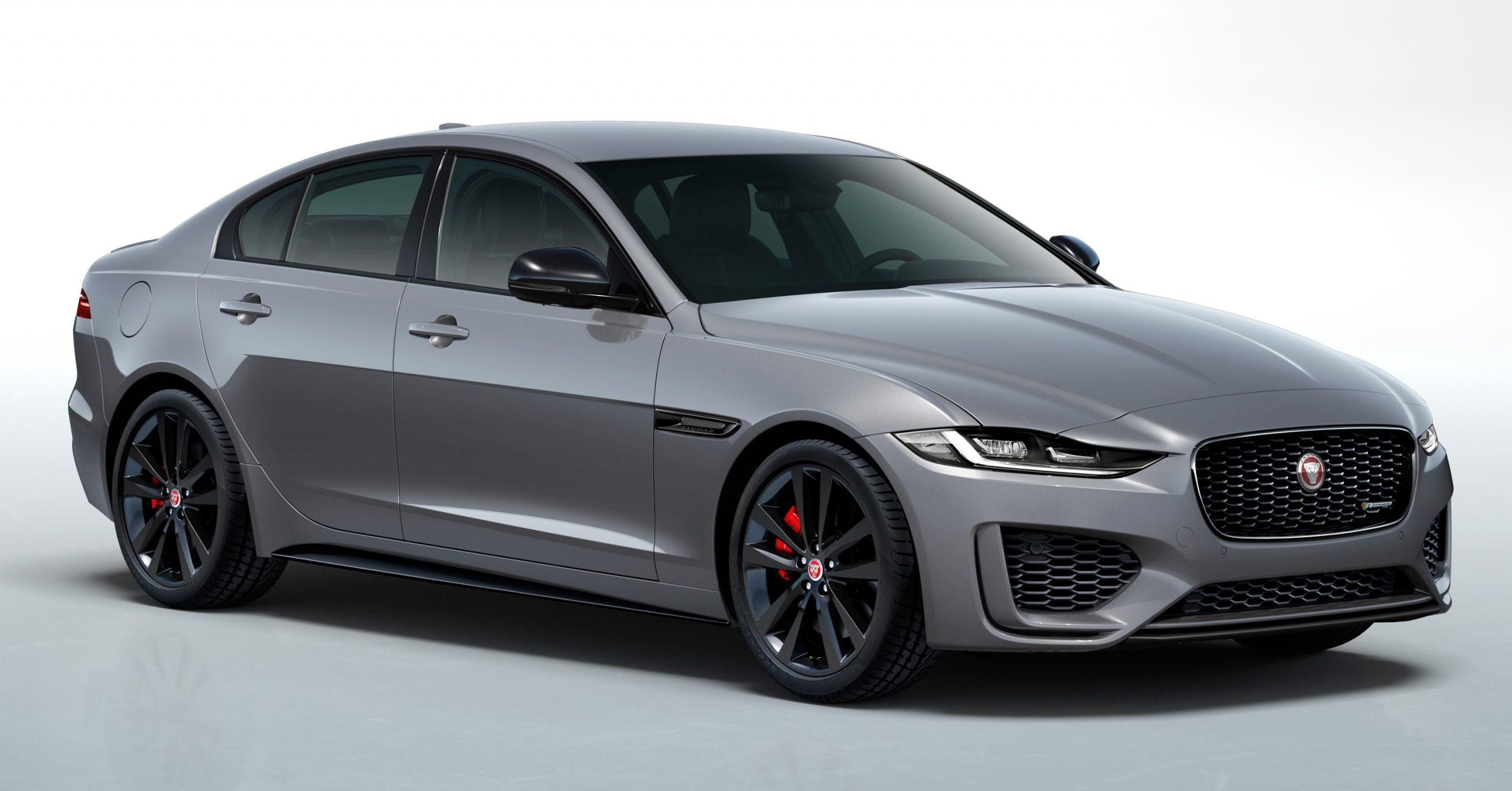 2021 Jaguar XJ: Maximum Luxury Electric Sedan - DAX Street
