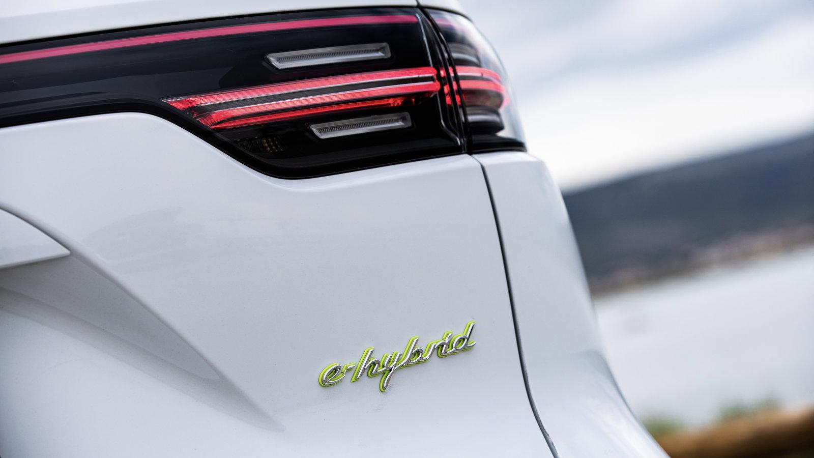 2021 Porsche Cayenne Hybrid