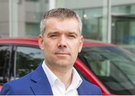 FCA Group UK managing director, Arnaud Leclerc